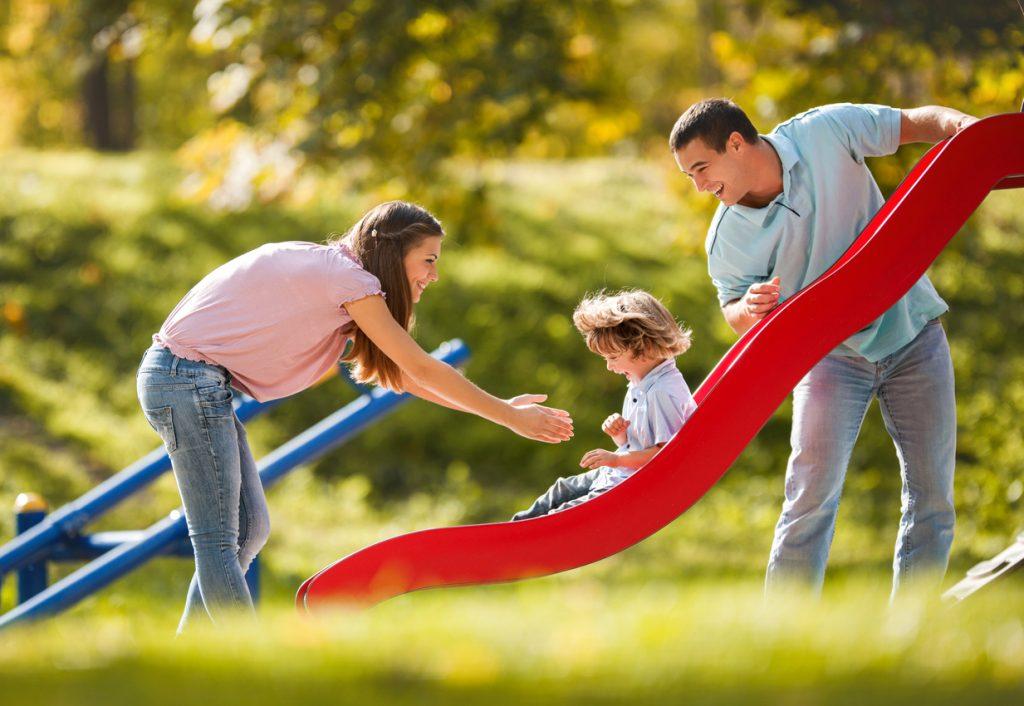 Qualidade de vida de pais e filhos como diferencial do playground para crianças